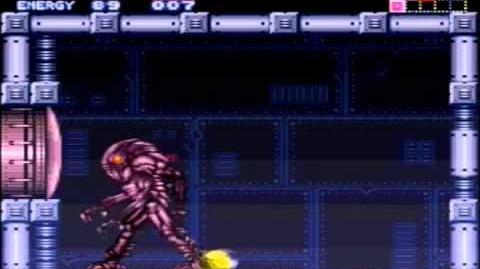 Super Metroid - Vs