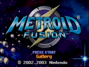 Gallery (Metroid Fusion)
