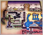 Zebes Map