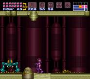 Big Metroid's room Sidehopper