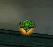 Psicobot v1.0 verde MPH