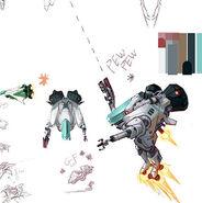 Sammy Hall robot
