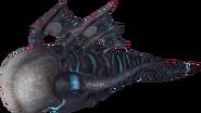 Modelo-larva de chuca