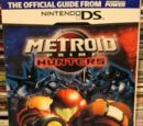 Metroid Prime Hunters Official Nintendo Player's Guide
