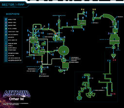 Mapa de la Biosfera MOM