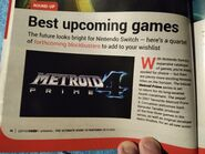Metroid Prime 4 in GamesRadar The Ultimate Guide to Nintendo 2019-2020 page 1