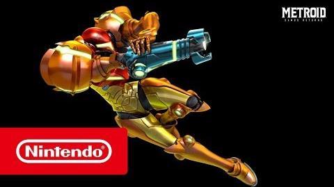 Metroid Samus Returns - Tráiler de las armas