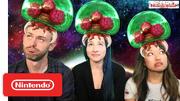 Nintendo Minute Samus Returns gameplay