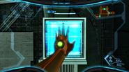 Repair Bay A Hand Scanner