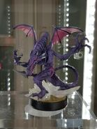 Ridley amiibo prototype in Paris