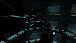 Centro del Área de Investigación oscuro mp