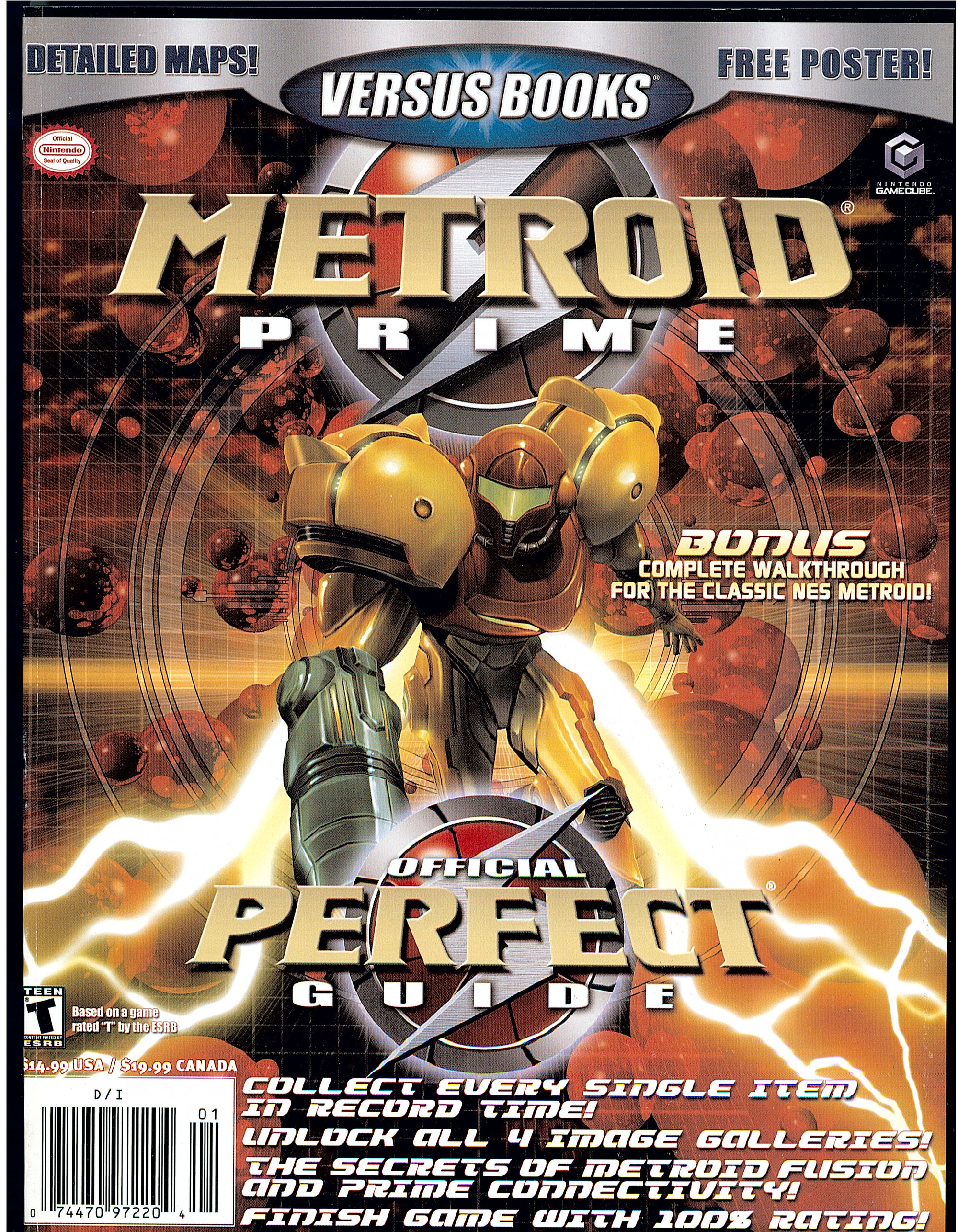 Metroid Prime Official Perfect Guide | Wikitroid | FANDOM