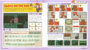 Samus in Mario Paint (Nintendo Power)