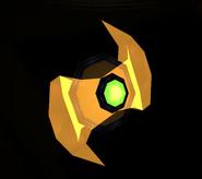 Ataque Espiral objeto MP2