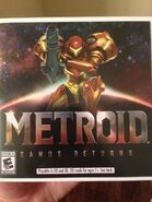 Kynan Pearson copy of Metroid Samus Returns