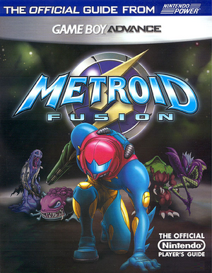 Metroid Fusion The Official Nintendo Player's Guide