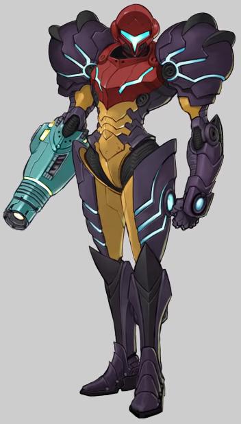 Gravity Suit Wikitroid Fandom