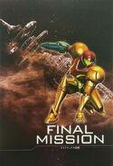 Manual Oficial de Nintendo para Metroid Other M misión final