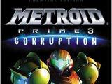 Metroid Prime 3: Corruption Premiere Edition