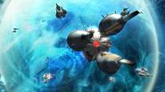 Destructores y naves piratas en Phaaze MP3