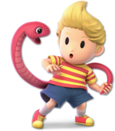 SSB Ultimate Lucas render