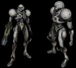 Samus Light Suit rip