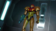 Samus steels Elevator Bioweapon Research Centre HD