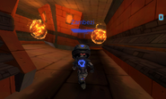 Underground tomb Thermo Spheres