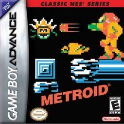 Classic NES Series Metroid