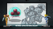 Metroid Samus Returns Gallery