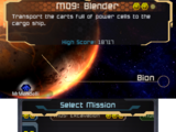 M09: Blender
