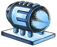 M1 Energy Tank
