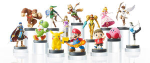 Amiibo full set