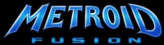 Metroid Fusion logo mf