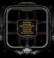 Metroid Prime Pinball website (Shane Mielke) 3
