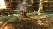 Súper Misil relámpago SSB4 (Wii U)