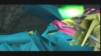 Metroid Prime 1 GC Visor Cut-Scene Glitch?