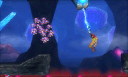 Samus Returns Grapple Beam