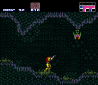 Skree en Super Metroid