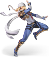 SSB Ultimate Sheik render