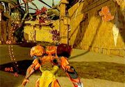 Samus 3rd person perspective