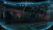 Subterranean Control Room - wall holes