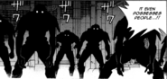 Dark Troopers manga