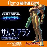 Samus Prime3ver. flier