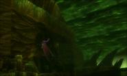 Proteus Ridley chocando contra un barranco MSR
