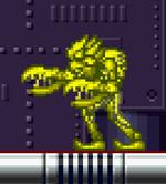 Gold Zebesian-X MF