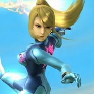 Samus Zero SSB WiiU