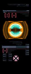 Cañón de esferas cinéticas escaneo izquierda mp3c
