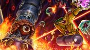 Metroid Samus Returns Mother Brain battle