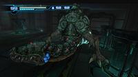 Boss Battle Queen Metroid 01 MOM